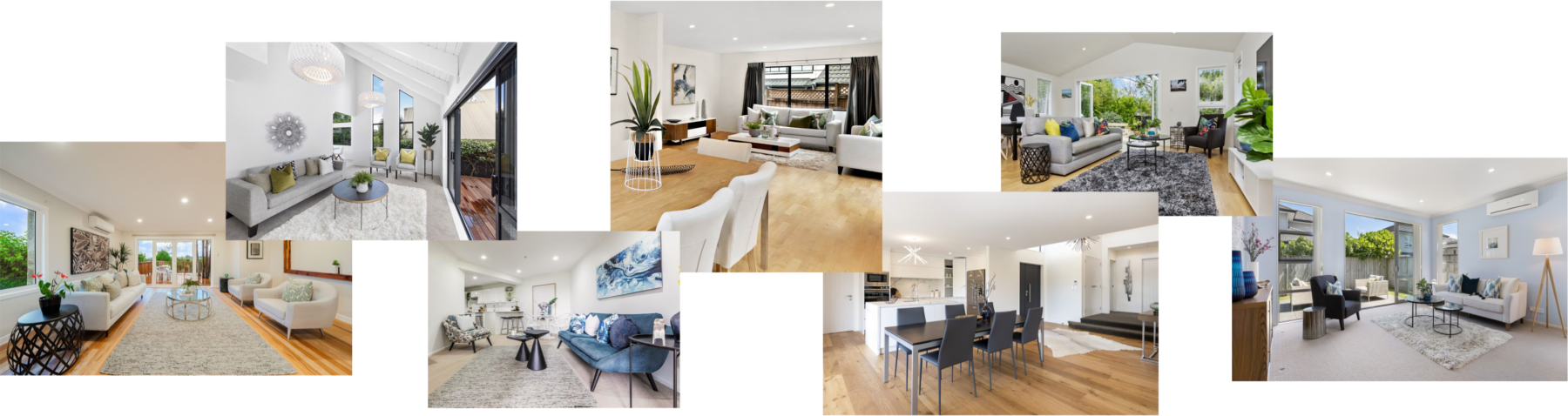 home staging modern contemporary colourful home styling with designer accessories